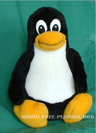 Free Penguin Projekt - freie open source Schnittmuster Kuschel ...
